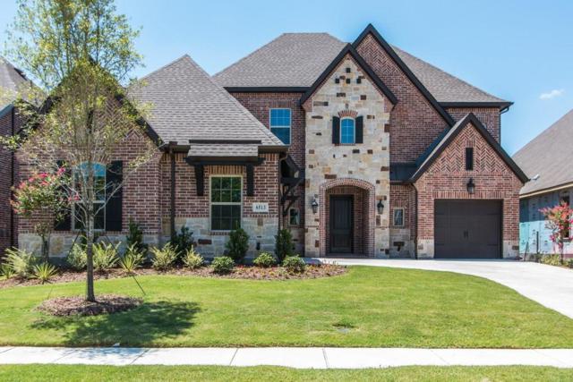 6513 Alderbrook Place, Mckinney, TX 75071 (MLS #13845761) :: Team Hodnett