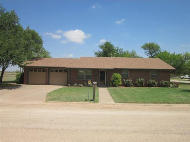 1502 6TH Street, Anson, TX 79501 (MLS #13845835) :: The Tonya Harbin Team