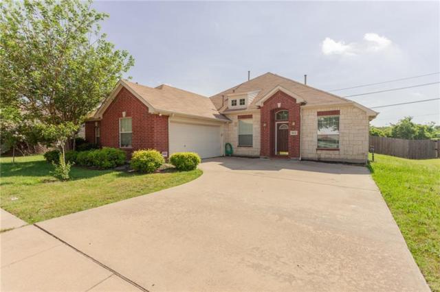 812 Abbot Avenue, Desoto, TX 75115 (MLS #13845849) :: RE/MAX Preferred Associates