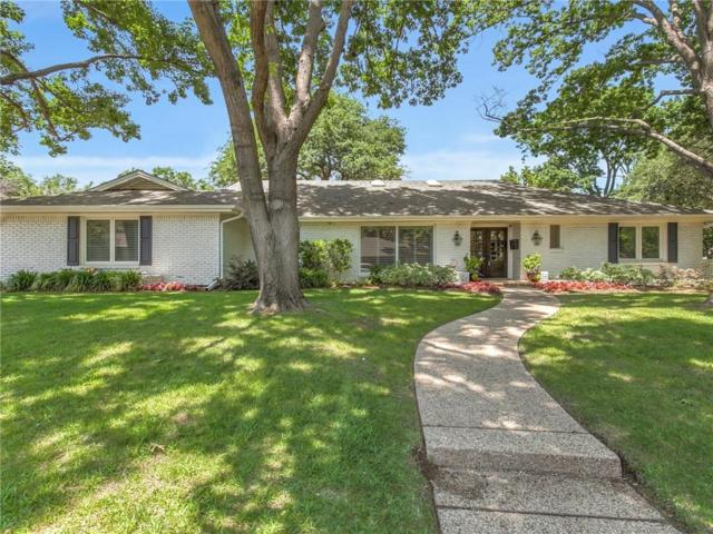 3849 Arroyo Road, Fort Worth, TX 76109 (MLS #13845850) :: The Mitchell Group
