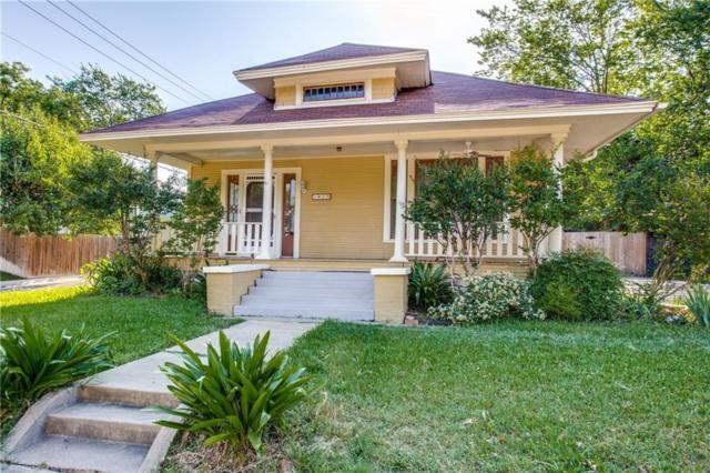 1953 Alston Avenue, Fort Worth, TX 76110 (MLS #13845863) :: The Mitchell Group