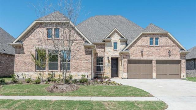 8116 Tramore, The Colony, TX 75056 (MLS #13845976) :: RE/MAX Landmark