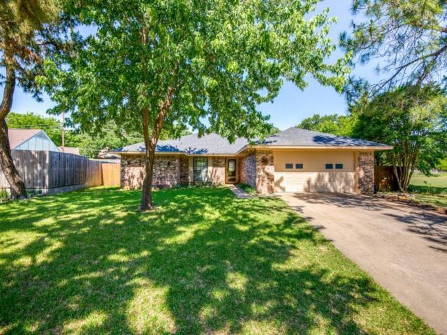 1944 Aspen Drive, Lewisville, TX 75077 (MLS #13846049) :: Team Tiller