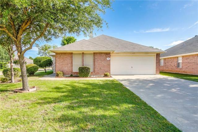 319 Garrett Street, Burleson, TX 76028 (MLS #13846079) :: Fort Worth Property Group