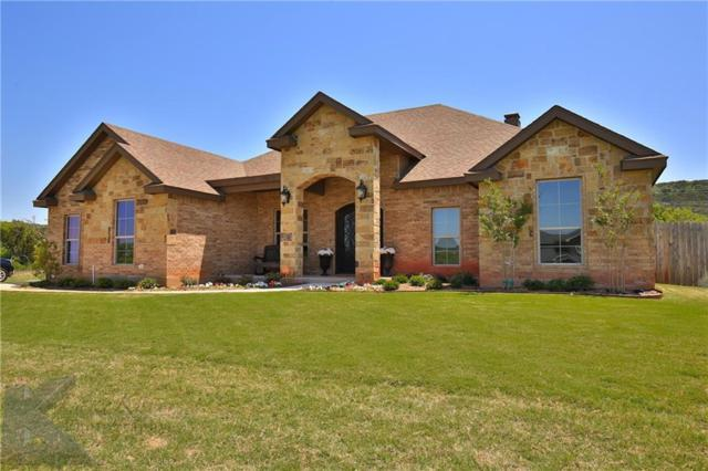 133 Zachry Avenue, Tuscola, TX 79562 (MLS #13846100) :: The Tonya Harbin Team