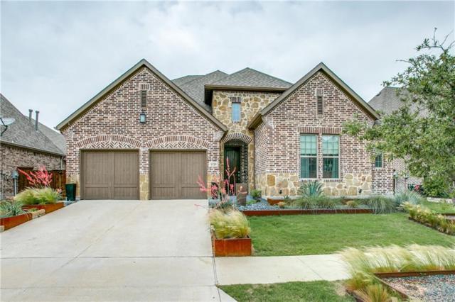 4710 Crossvine Drive, Prosper, TX 75078 (MLS #13846116) :: Team Hodnett
