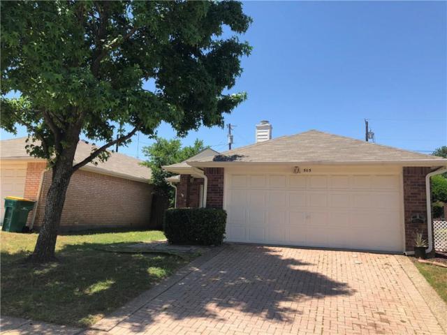 505 Majestic Park Lane, Cedar Hill, TX 75104 (MLS #13846137) :: Century 21 Judge Fite Company