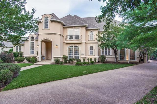 925 Parkview Lane, Southlake, TX 76092 (MLS #13846146) :: The Mitchell Group