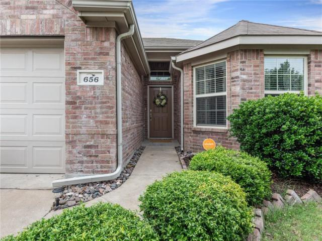 656 Shotwell Street, Crowley, TX 76036 (MLS #13846153) :: The Mitchell Group
