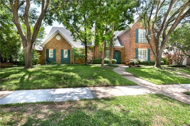 5408 Blackhawk Drive, Plano, TX 75093 (MLS #13846220) :: Fort Worth Property Group
