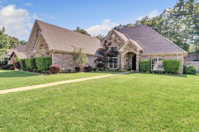 8421 Castleton Way, Tyler, TX 75703 (MLS #13846225) :: Team Hodnett