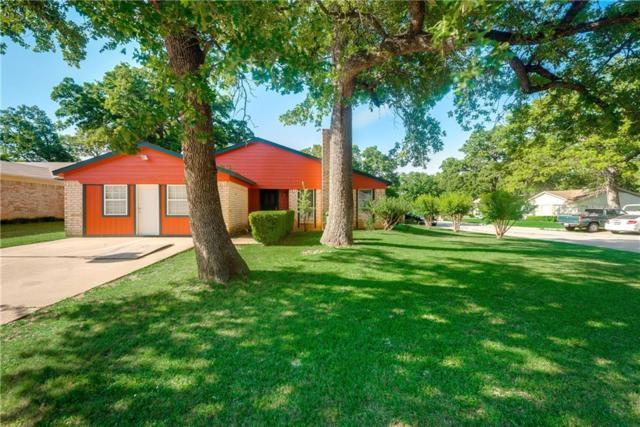 201 Hallmark Drive, Arlington, TX 76011 (MLS #13846265) :: Century 21 Judge Fite Company