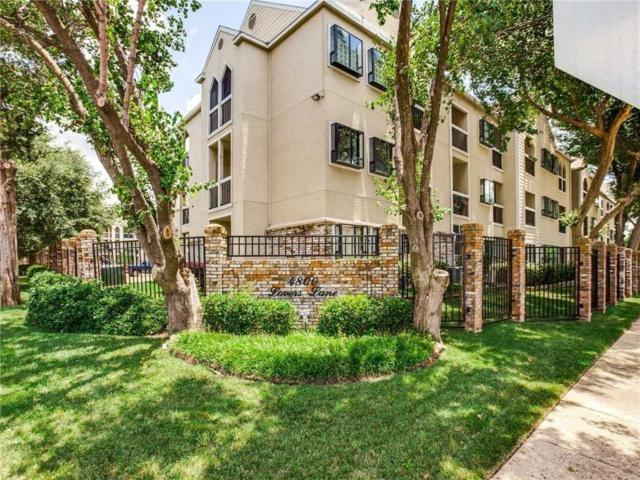 4800 W Lovers Lane #203, Dallas, TX 75209 (MLS #13846281) :: Magnolia Realty