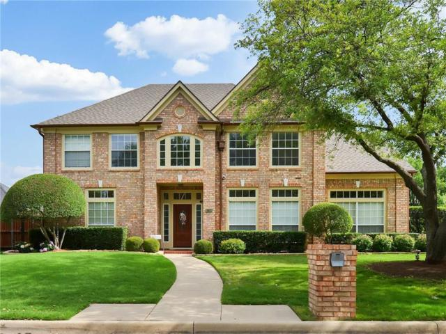 6708 E Park Drive, Fort Worth, TX 76132 (MLS #13846311) :: The Mitchell Group