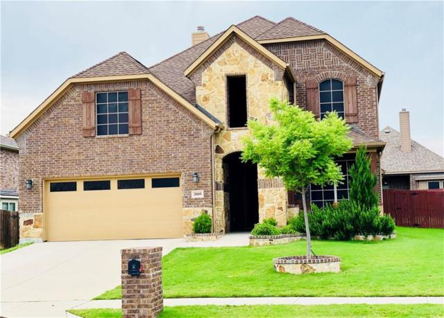 3009 Morning Star Drive, Little Elm, TX 75068 (MLS #13846347) :: RE/MAX Performance Group