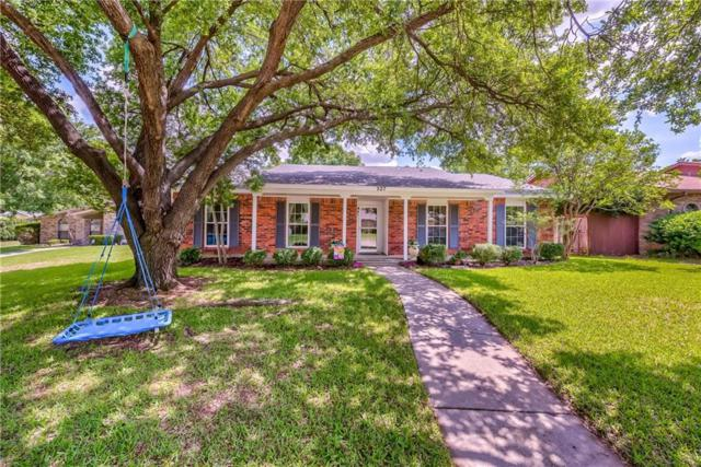 527 Woodhurst Drive, Coppell, TX 75019 (MLS #13846361) :: Hargrove Realty Group