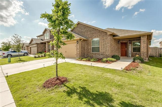 636 Creekview Drive, Azle, TX 76020 (MLS #13846450) :: Fort Worth Property Group