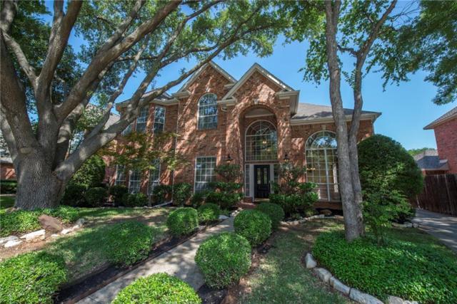 2711 Indian Oak Drive, Grapevine, TX 76051 (MLS #13846574) :: Frankie Arthur Real Estate