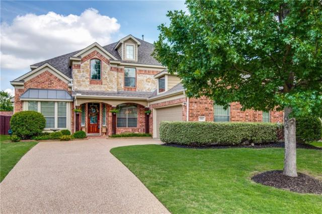 881 Wind Brook Lane, Prosper, TX 75078 (MLS #13846579) :: RE/MAX Town & Country
