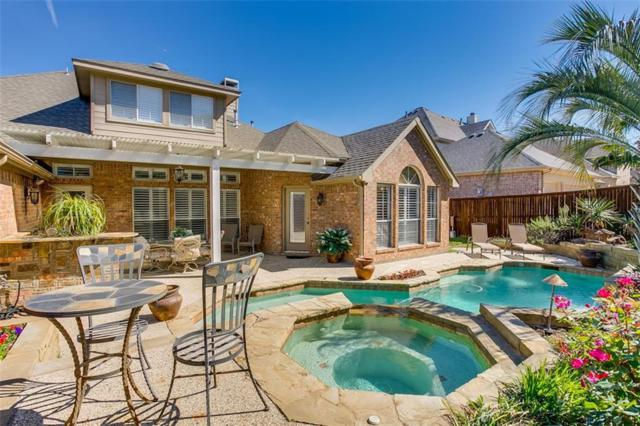 5125 Lakehill Boulevard, Frisco, TX 75034 (MLS #13846580) :: Team Hodnett