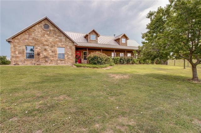 351 Johnson Bend Road, Weatherford, TX 76088 (MLS #13846620) :: Real Estate By Design