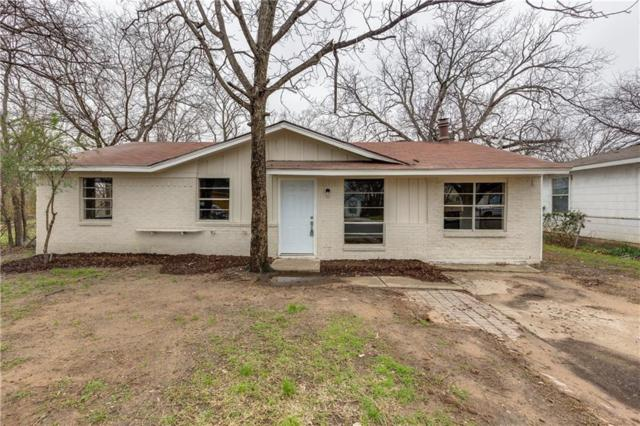 722 Pangburn Street, Grand Prairie, TX 75051 (MLS #13846648) :: Century 21 Judge Fite Company