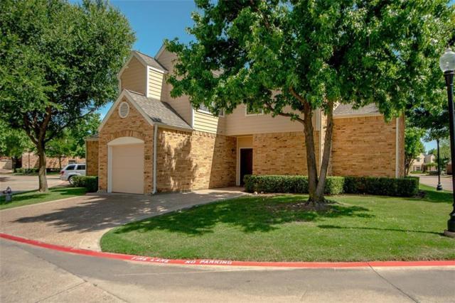 213 Cimarron Trail #1, Irving, TX 75063 (MLS #13846665) :: Magnolia Realty