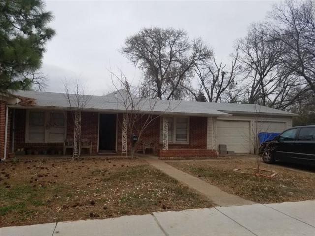 1103 Benge Drive, Arlington, TX 76013 (MLS #13846672) :: The Mitchell Group