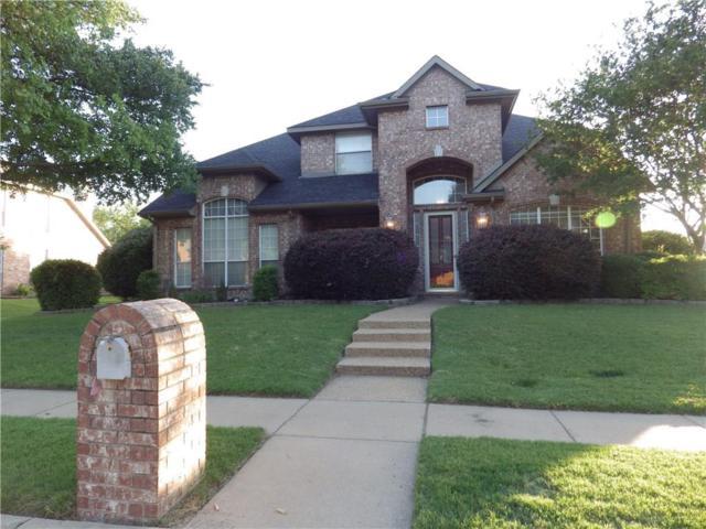 1145 Hampton Drive, Allen, TX 75013 (MLS #13846680) :: RE/MAX Town & Country
