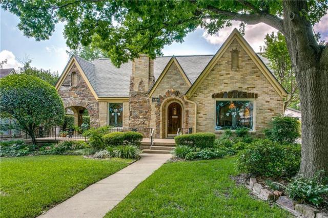 5510 Mccommas Boulevard, Dallas, TX 75206 (MLS #13846736) :: Hargrove Realty Group