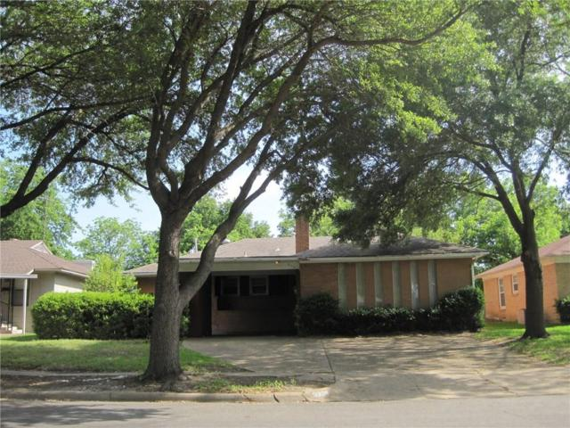 3114 San Vicente Avenue, Dallas, TX 75228 (MLS #13846784) :: Century 21 Judge Fite Company