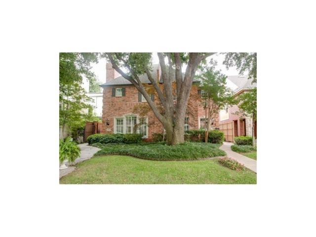 3439 Normandy Avenue, University Park, TX 75205 (MLS #13846807) :: The Chad Smith Team