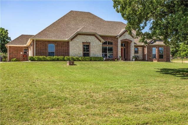 307 Ellis Creek Court, Weatherford, TX 76085 (MLS #13846811) :: The Mitchell Group