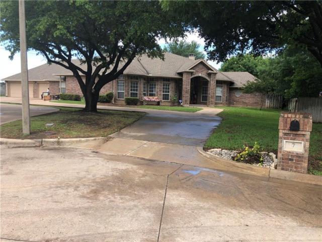 7 Winding Creek Court, Trophy Club, TX 76262 (MLS #13846888) :: Century 21 Judge Fite Company