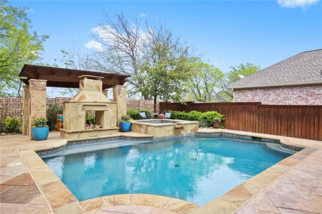3686 Hickory Grove Lane, Frisco, TX 75033 (MLS #13847059) :: The Mitchell Group