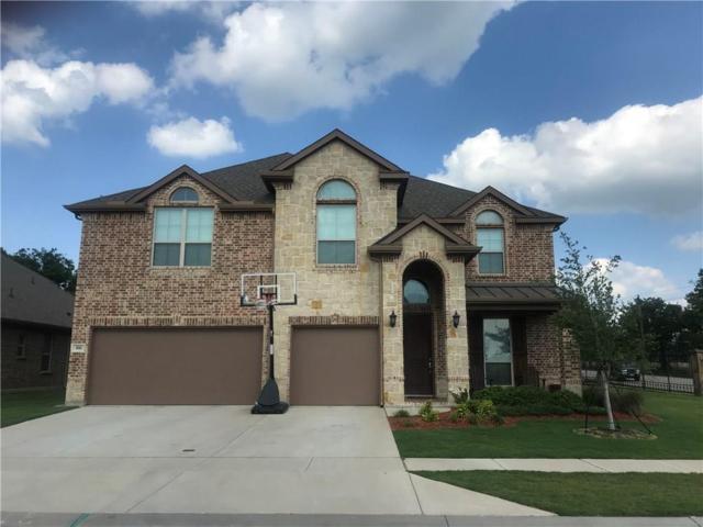100 Saratoga Drive, Hickory Creek, TX 75065 (MLS #13847068) :: Team Hodnett