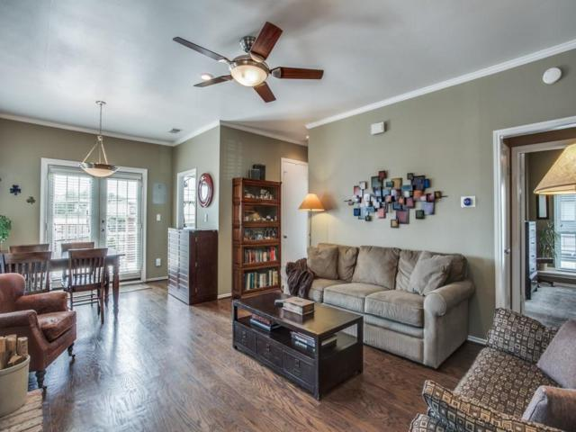 4405 Bowser Avenue #208, Dallas, TX 75219 (MLS #13847149) :: Magnolia Realty