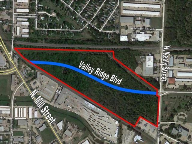 0 N Valley Ridge Parkway, Lewisville, TX 75057 (MLS #13847160) :: Team Tiller
