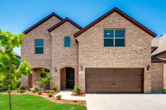 536 Spruce Trail, Forney, TX 75126 (MLS #13847204) :: Team Hodnett
