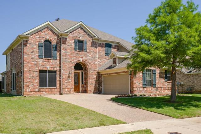 2708 Garrett Drive, Highland Village, TX 75077 (MLS #13847205) :: The Rhodes Team