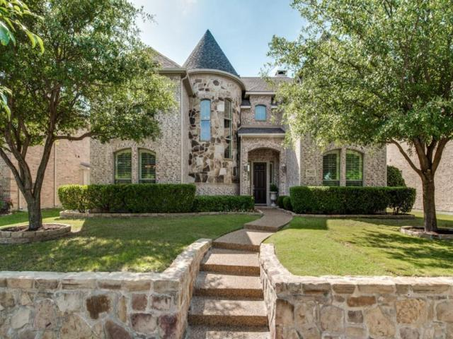 6833 Pecan Chase Lane, Frisco, TX 75034 (MLS #13847209) :: Team Tiller