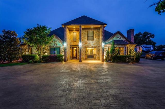 1604 Taylor Bridge Court, Burleson, TX 76028 (MLS #13847333) :: Fort Worth Property Group