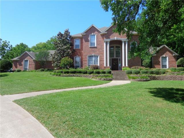 1190 Red Oak Creek Drive, Ovilla, TX 75154 (MLS #13847353) :: Team Hodnett