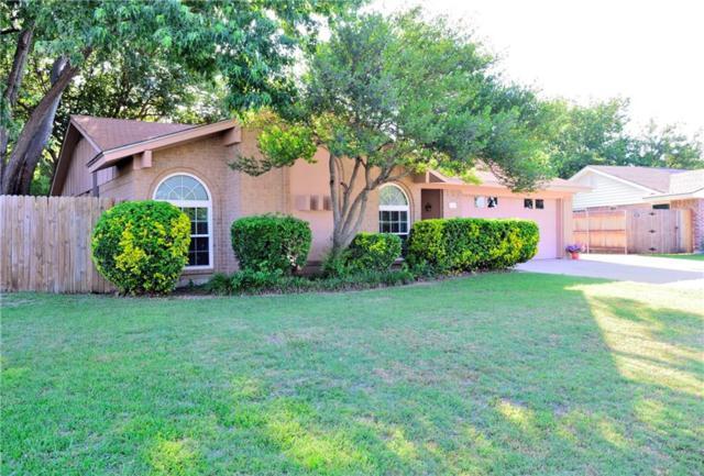 124 Sioux Street, Keller, TX 76248 (MLS #13847407) :: Fort Worth Property Group