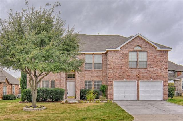 1701 Fairfax Drive, Mansfield, TX 76063 (MLS #13847421) :: The Mitchell Group