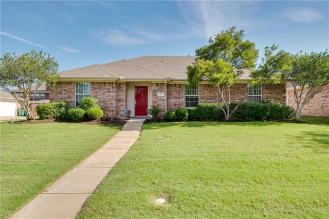 123 Sheri Way, Red Oak, TX 75154 (MLS #13847433) :: RE/MAX Preferred Associates