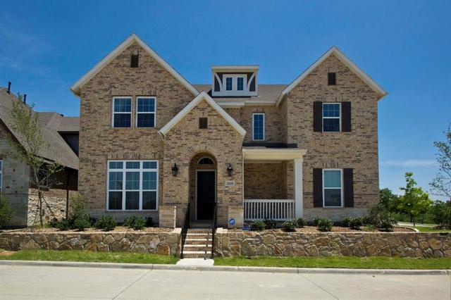 2830 Lotus Street, Carrollton, TX 75007 (MLS #13847543) :: Team Hodnett