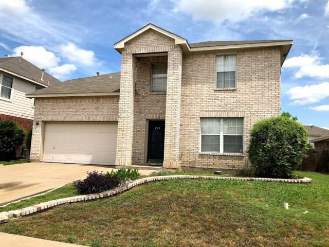 723 Allencrest Drive, Arlington, TX 76001 (MLS #13847589) :: RE/MAX Pinnacle Group REALTORS