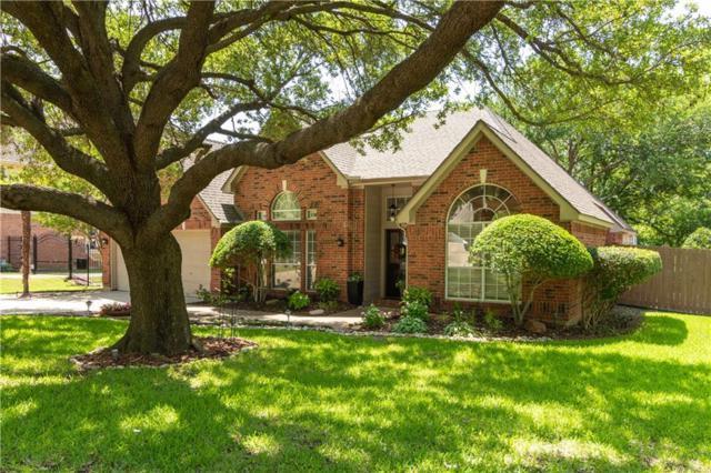 1097 Woodbriar Drive, Grapevine, TX 76051 (MLS #13847662) :: The Chad Smith Team