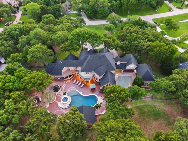 4604 Tour 18 Drive, Flower Mound, TX 75022 (MLS #13847679) :: The Real Estate Station